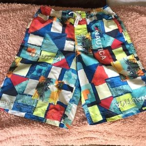 Boys Nautica swim shorts